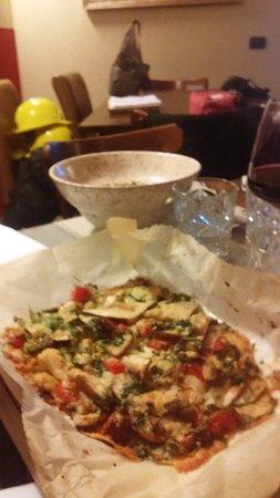 Osteria Ninetta: Antipasto verdure e tomino