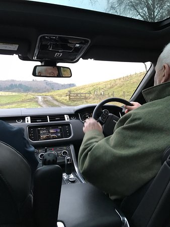 Dunkeld, UK: Land Rover Experience Scotland