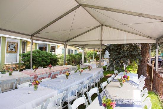 Carbondale, CO: Wedding reception