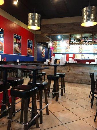 Pearland, Teksas: The catfish kitchen