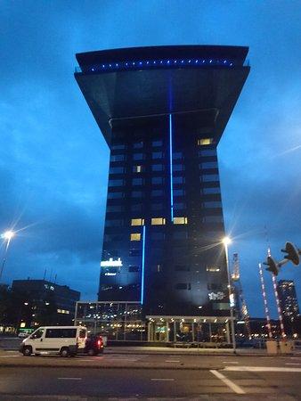 إنتل هوتلز روتردام سنتر: Отель