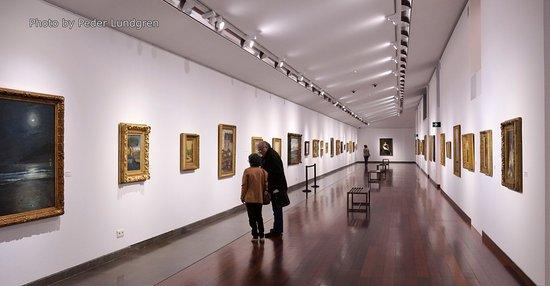 Museo de Bellas Artes Gravina: Top floor