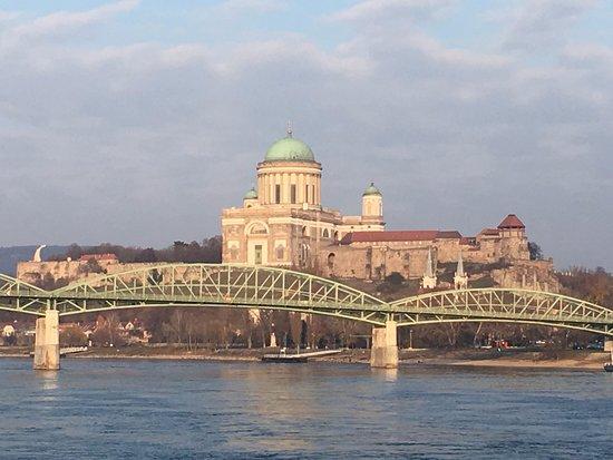 Lignan-De-Bordeaux, France: View from the Danube in Austria
