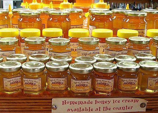 Kingscote, Australia: мед