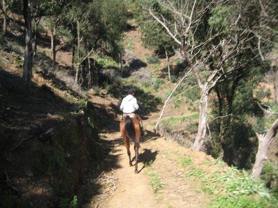 Capoterra, Italie : trekking