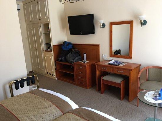 Hansa Hotel: Vanity