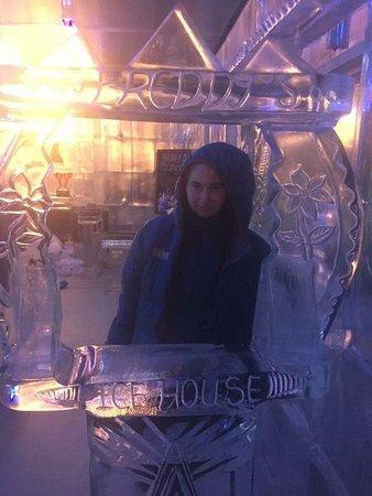 Freddy's Ice House