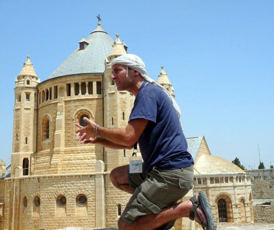 Joel Meyer - Licensed Tour Guide and Educator in Israel