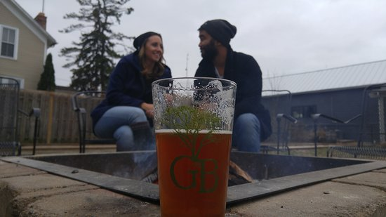 Sawyer, MI : Greenbush Brewing Co.