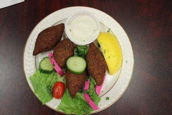 Perrysburg, OH: Fried Kibbie