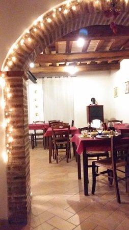 Sorano, อิตาลี: sala colazioni
