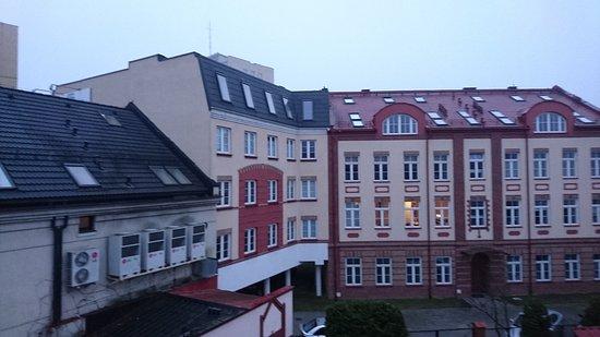 Impressive boutique hotel
