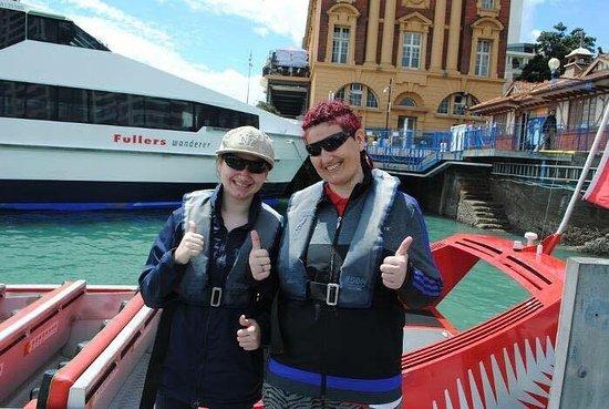 أوكلاند, نيوزيلندا: Auckland Adventure Jet