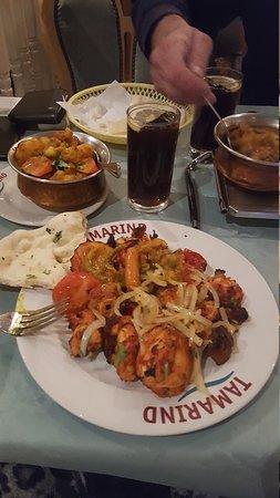Tamarind Indian Restaurant: 20161114_212353_large.jpg