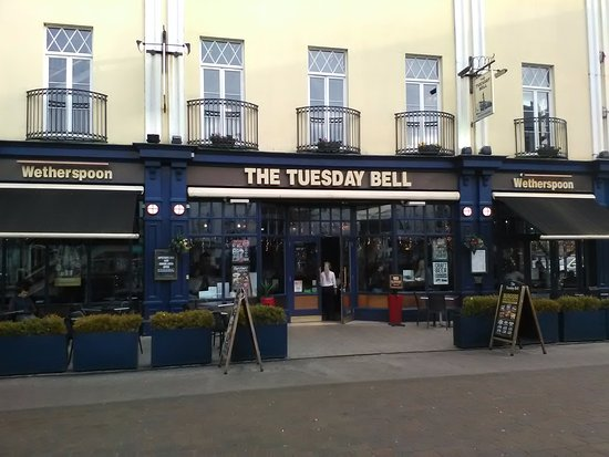 Lisburn, UK: Tuesday Bell on a wet Saturday afternoon....