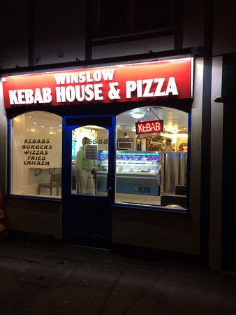 ‪Winslow kebab House and pizza‬