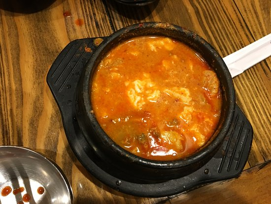 Alhambra, CA: Assorted Tofu Soup