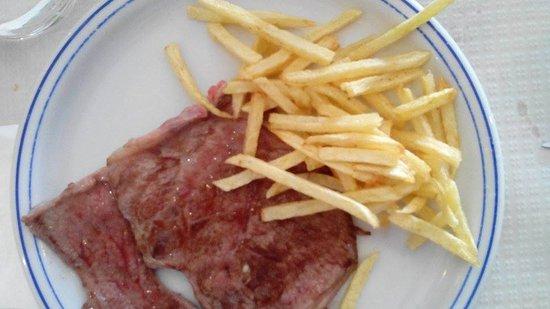 Irun, Spain: filete