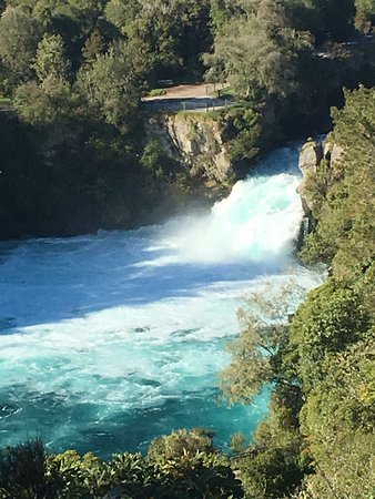 Taupo, Nueva Zelanda: Huka Falls