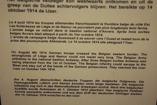 Diksmuide, Bélgica: More information