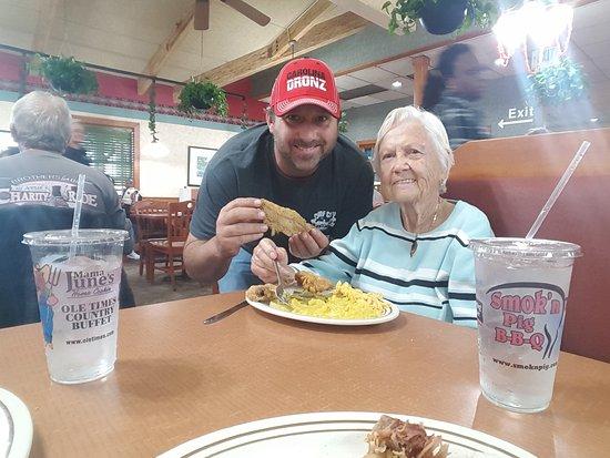 Statesboro, GA: Ole  times country buffet_large.jpg