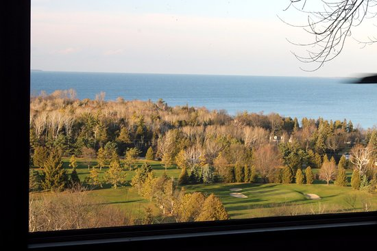 Landmark Resort: Lake Michigan