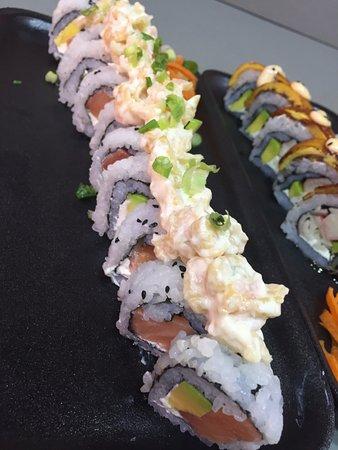 Aki Sushi: kamikase