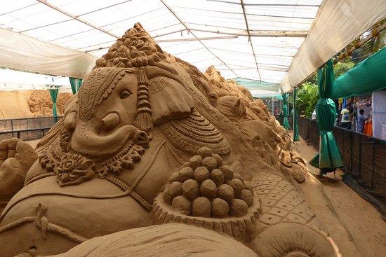 Mysore Sand Sculpture Museum