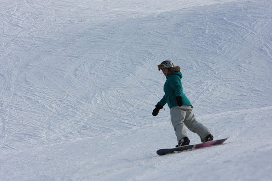 Eastlink Park: a great place to learn or practice snowboarding