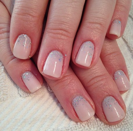 Cenote Day Spa Natural Shellac Manicure