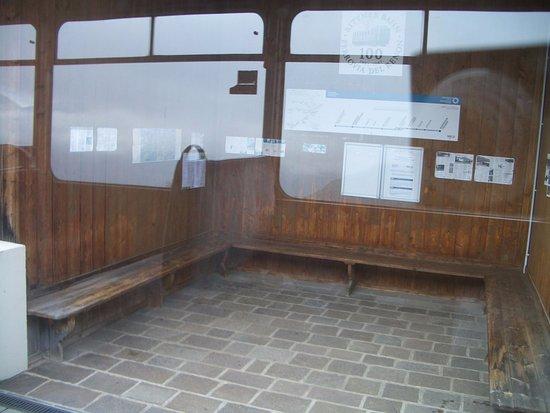 Collalbo, Italia: stazione