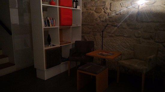 InPatio Guest House: Se volete leggere un libro in relax o stare in compagnia a far due chiacchiere la sera......