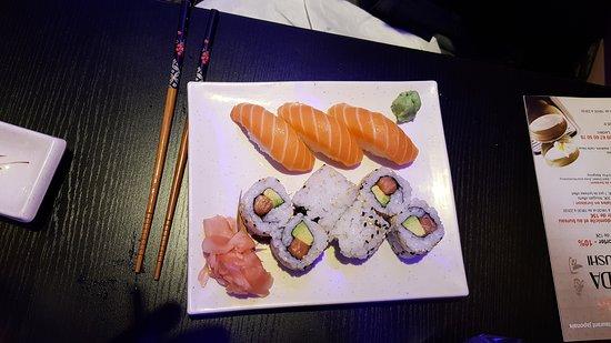 Yamada Sushi, Eaubonne...