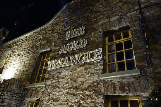 The Auld Triangle: Un lugar con historia
