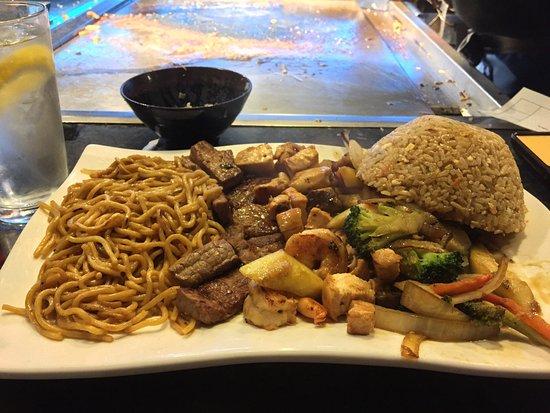 Wasabi Anese Steak House North Canton Restaurant Reviews Phone Number Photos Tripadvisor