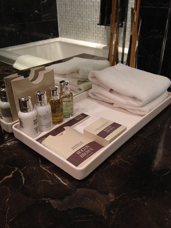Loden Hotel: Molton Brown toiletries