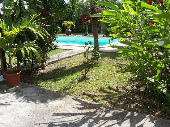 Kaladja port louis guadeloupe omd men och for Jardin tropical guadeloupe