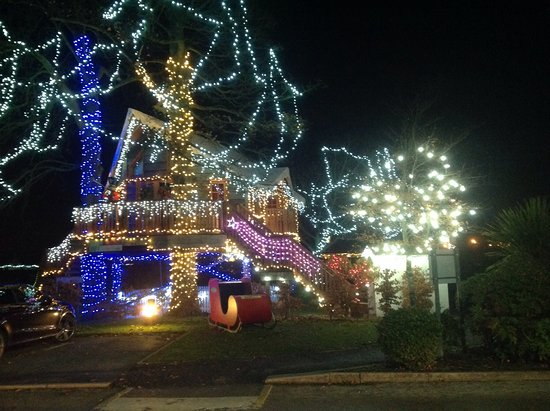 ribby hall village self catering accommodation santa s grotto