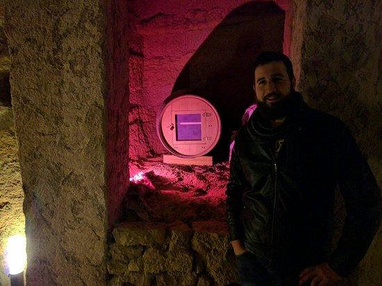 Camerano, Italia: Pecorini home made stagionati in grotta