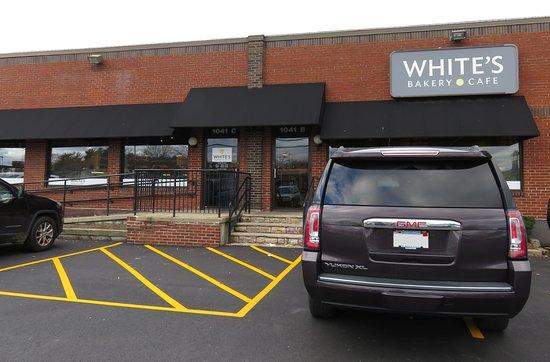 Brockton, MA: Entrance to Bakery