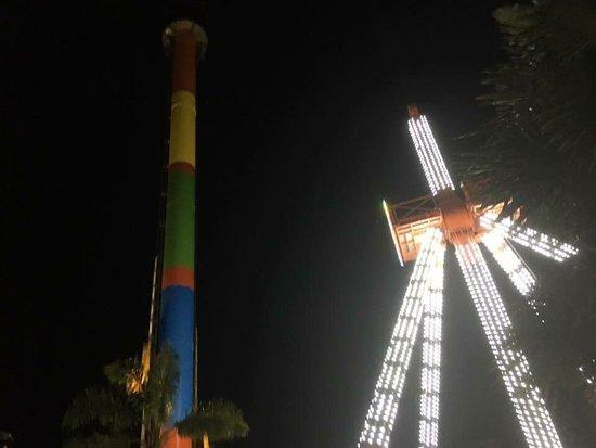 Manukau, New Zealand: Rainbow's End Theme Park