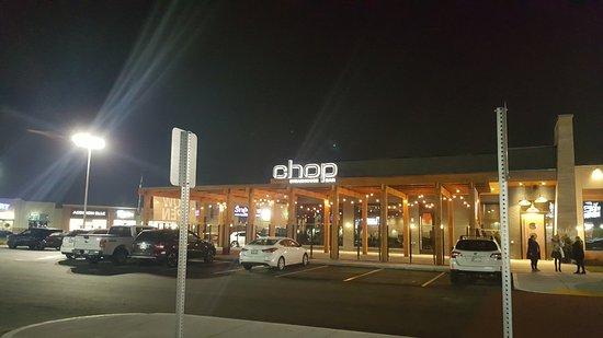 Woodbridge, Canadá: Chop Steakhouse & Bar