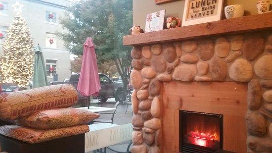 McKinney, TX: Cozy and friendly staff!