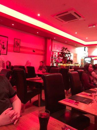 Toreros Tapas Restaurant & Bar: Inside the Toreros Tapas Restaurant