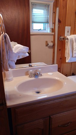 Vadito, NM: The sink in the bathroom