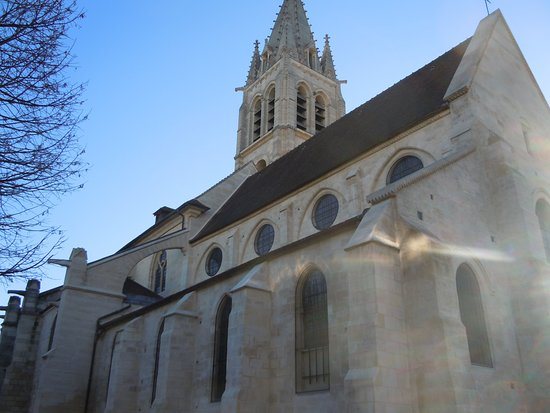 Vitry-sur-Seine, Γαλλία: L'église