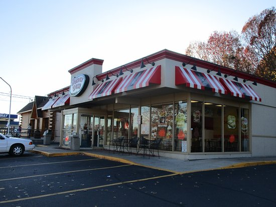 Honey Dew Donuts on Atwood Avenue in Cranston, R.I.