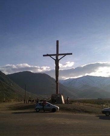 Tunuyan, Argentina: El Cristo del Manzano Histórico