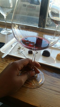 Healdsburg, CA: One of Pinot Noirs