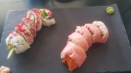 Le Lamentin, Martinique: Sushi Wave